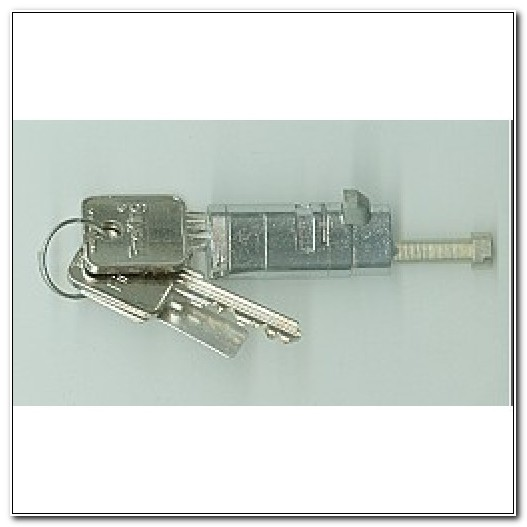 Fire King File Cabinet Locks