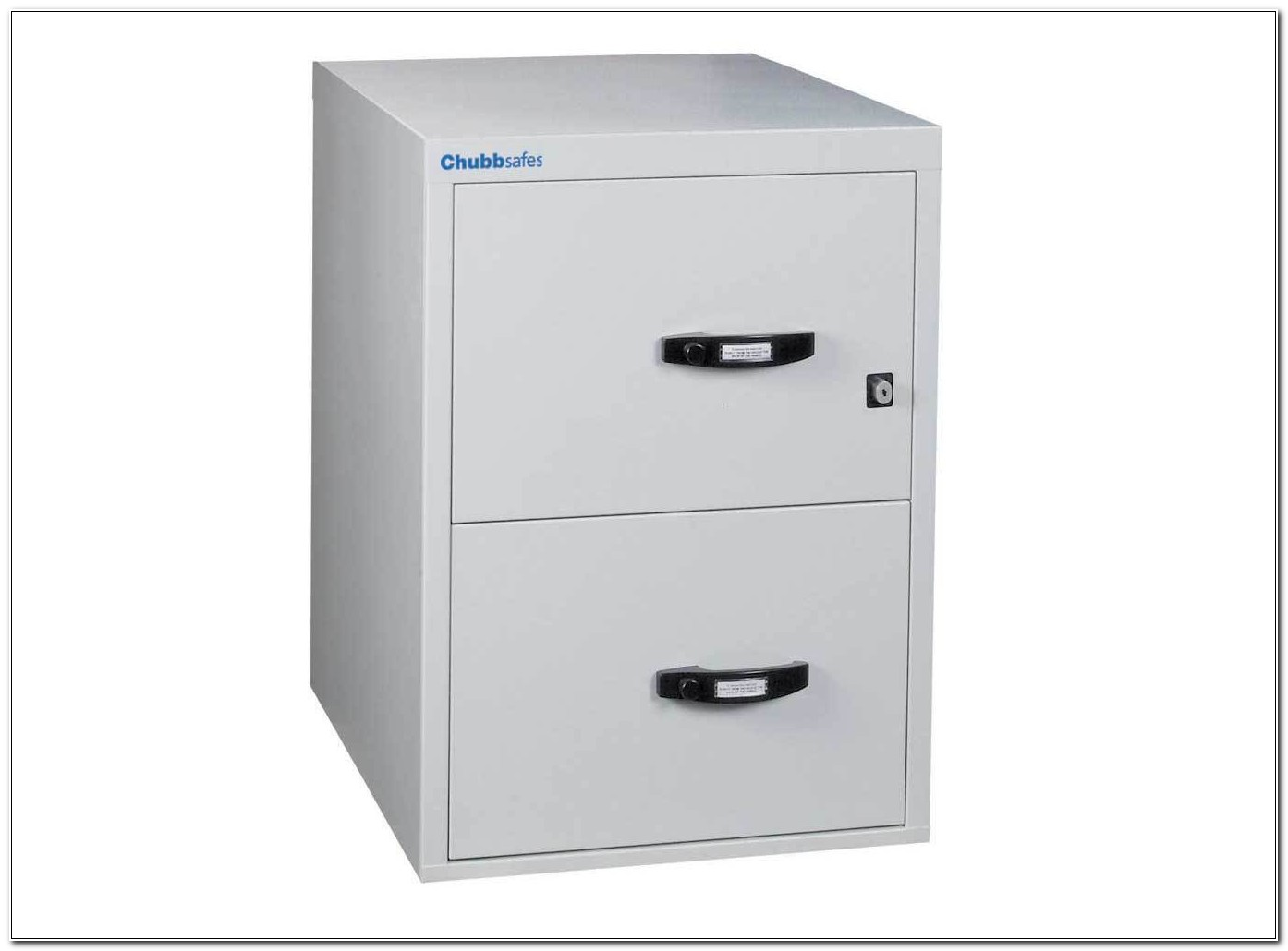 Fire Resistant File Cabinet Used