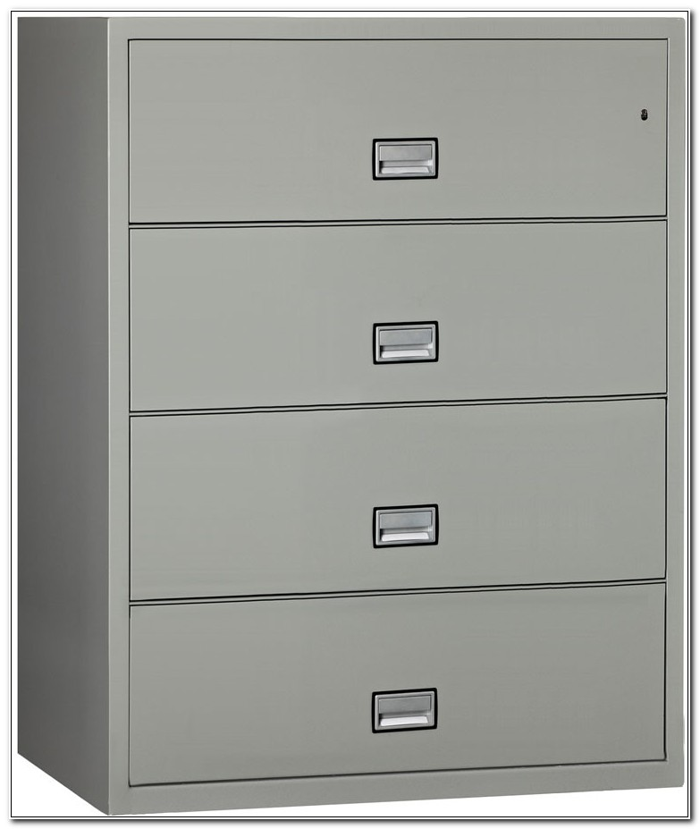 Fireproof File Cabinets 4 Drawer