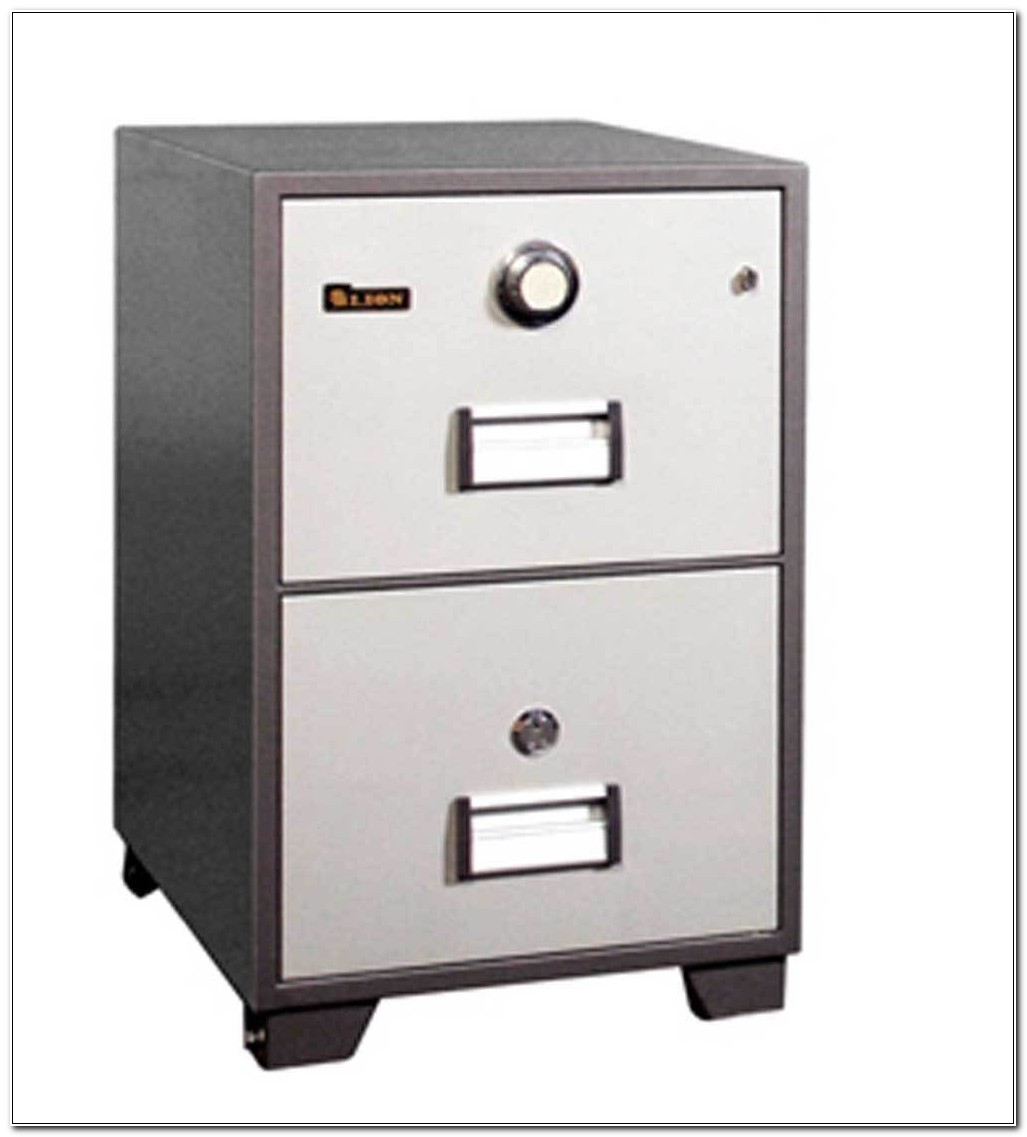 Fireproof Safe File Cabinet