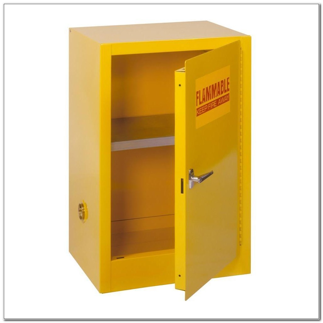 Flammable Liquid Storage Cabinet Home Depot