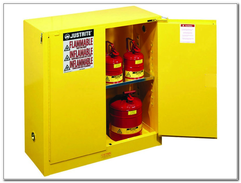 Flammable Liquid Storage Cabinet Regulations