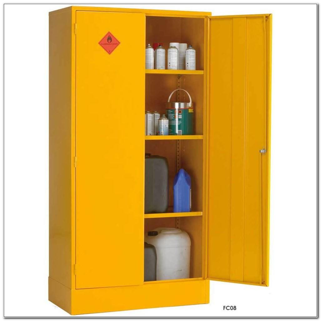 Flammable Liquid Storage Cabinets Uk
