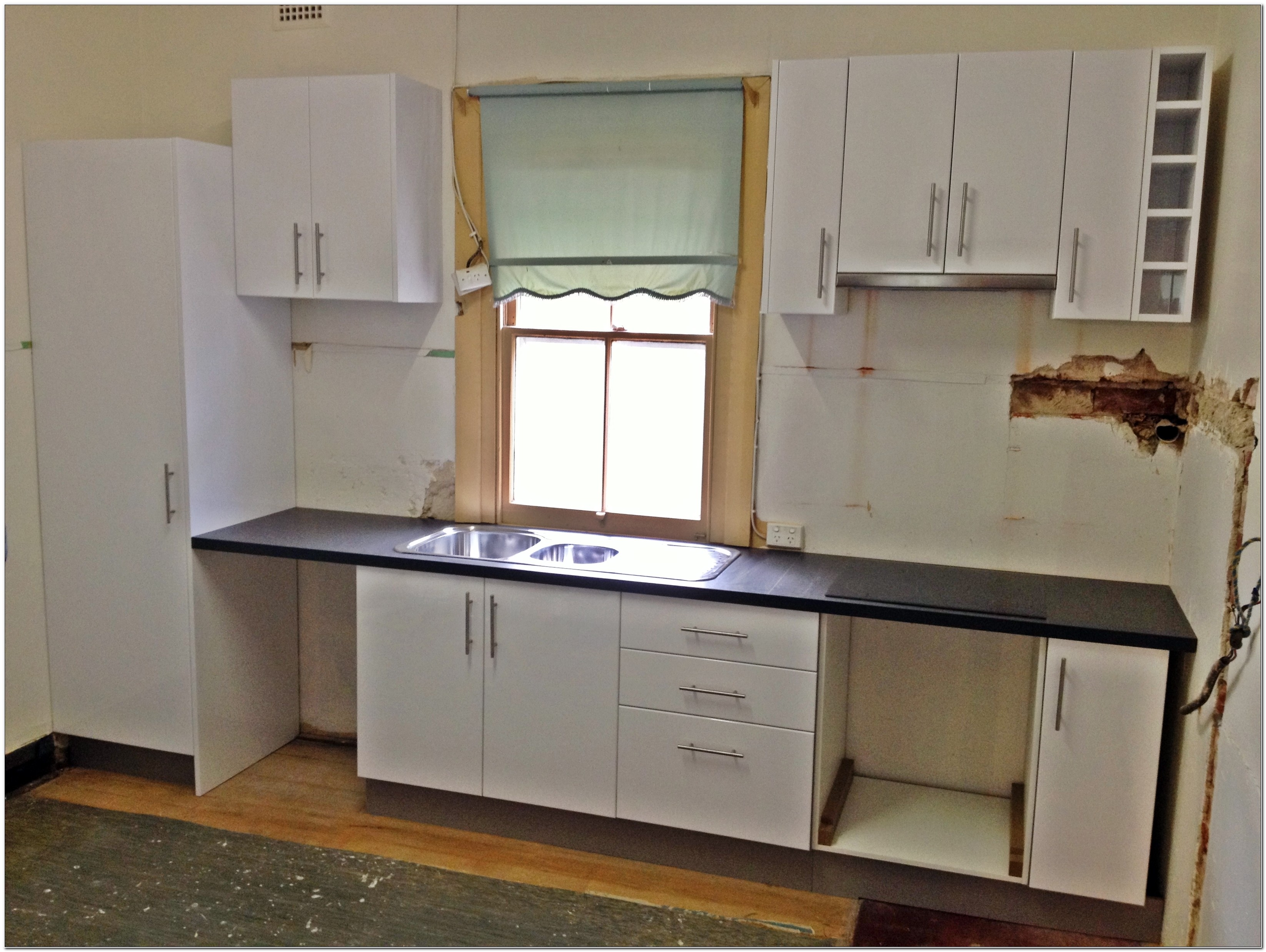 Flat Pack Kitchen Cabinets Bunnings Cabinet Home Design Ideas Qlyjoynk3p