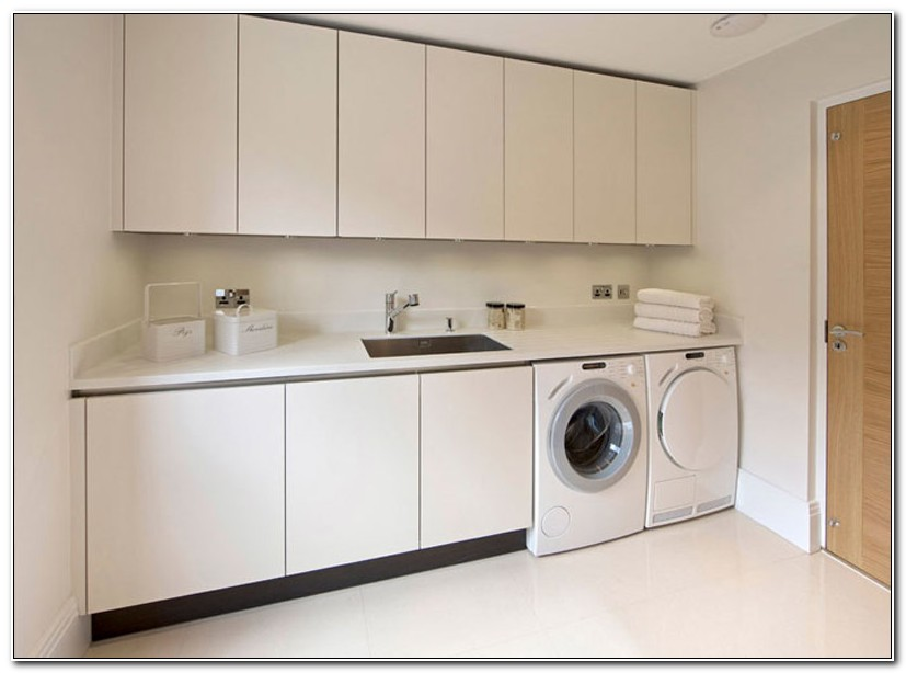 Flat Pack Laundry Cabinets Perth