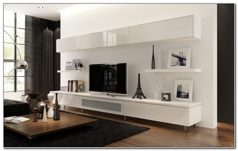 Floating Wall Cabinets Living Room