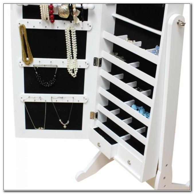 Floor Standing Jewellery Cabinet