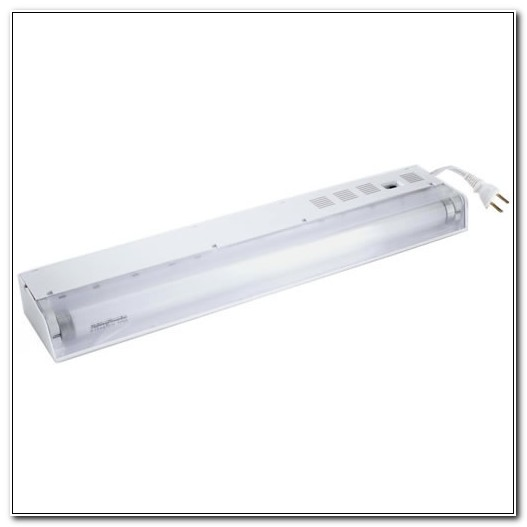 Fluorescent Under Cabinet Light Fixture
