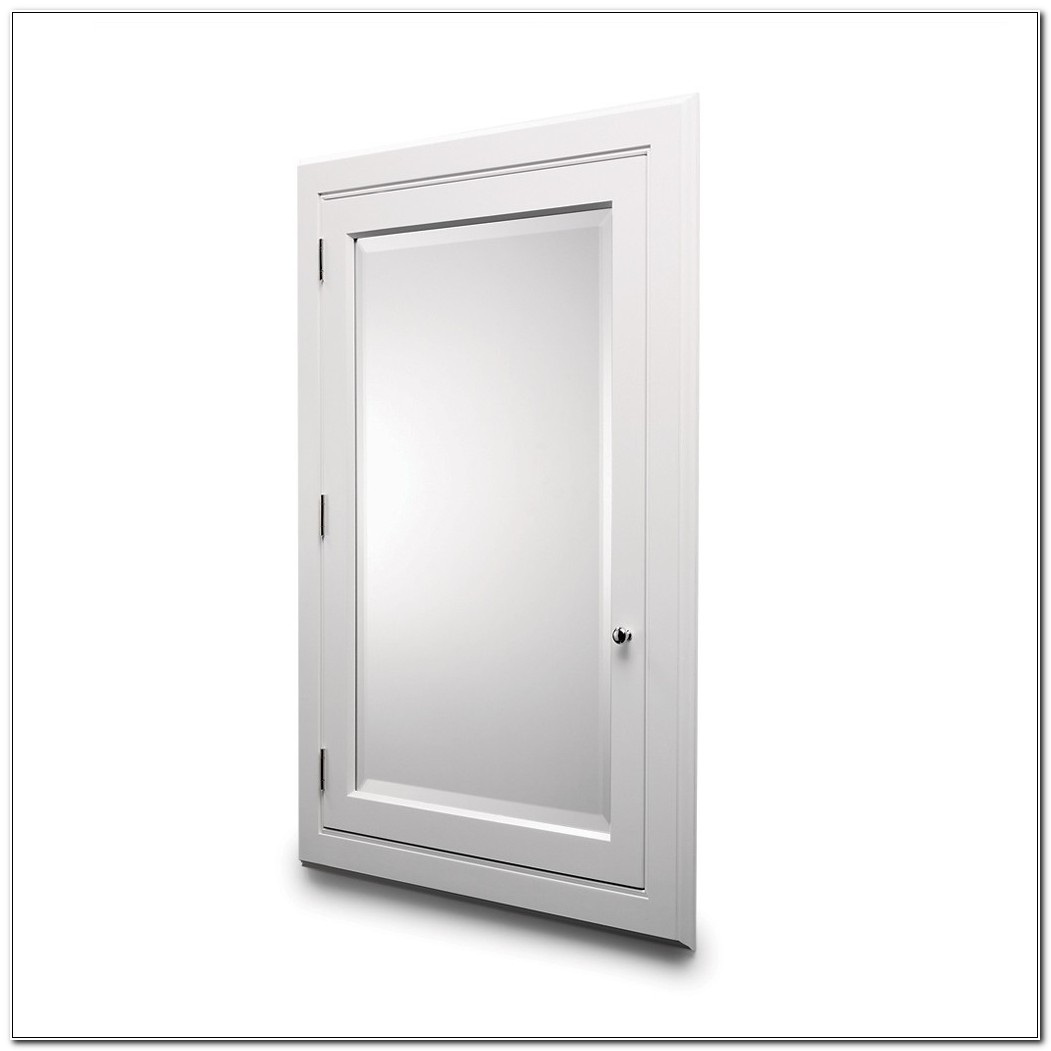Flush Mount Recessed Medicine Cabinet