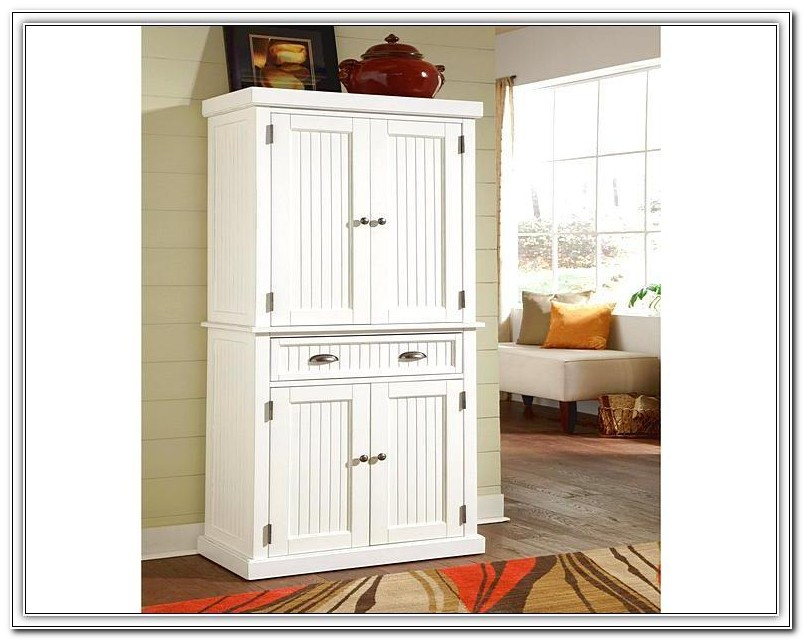 Freestanding Pantry Cabinet Canada