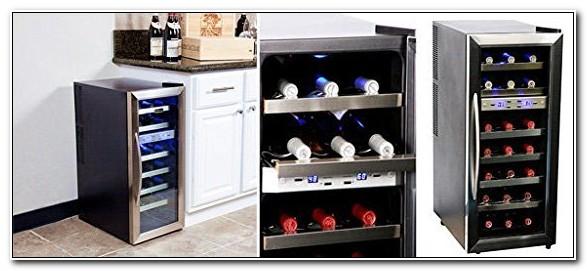 Freestanding Wine Cooler Cabinet