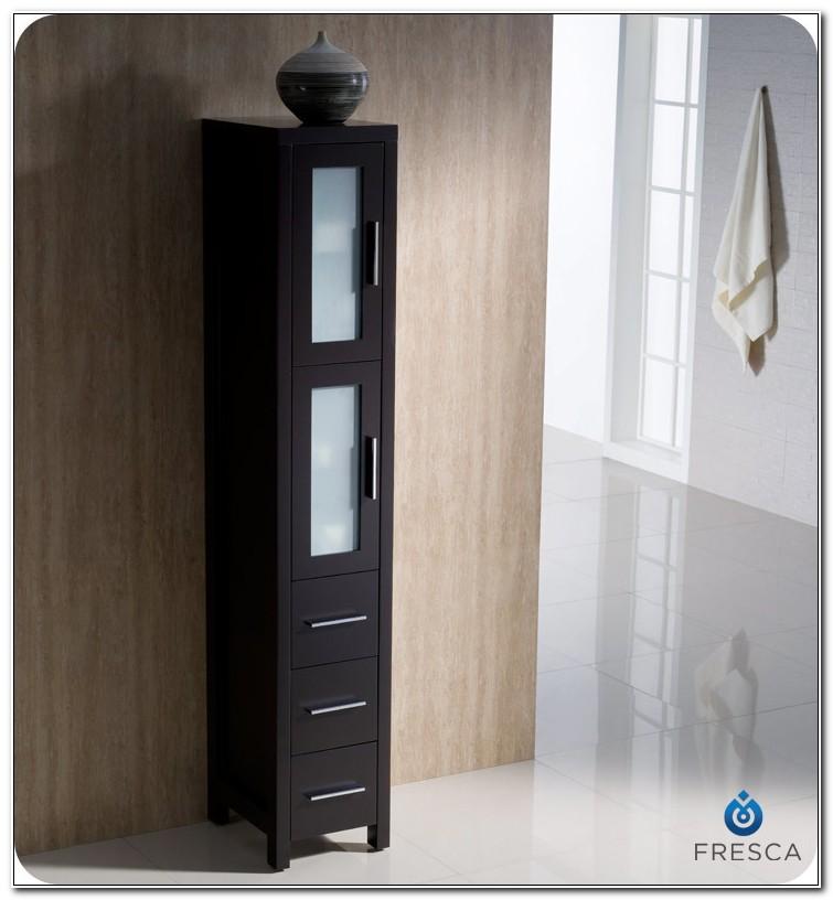 Fresca Bathroom Linen Cabinet