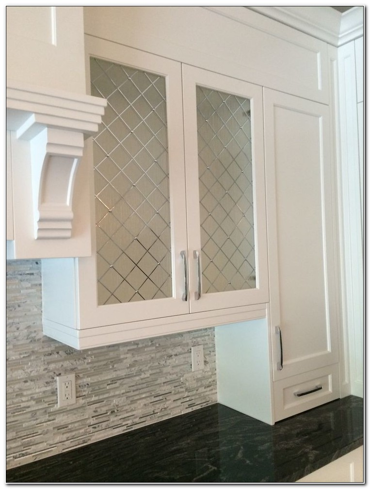 Frosted Glass Cabinet Doors Diy