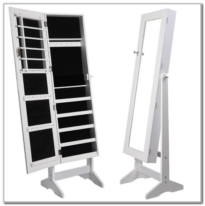 Full Length Mirror Jewellery Cabinet Ikea