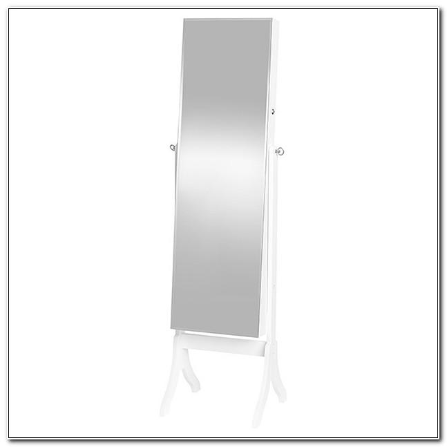 Full Length Mirror Jewellery Cabinet Target