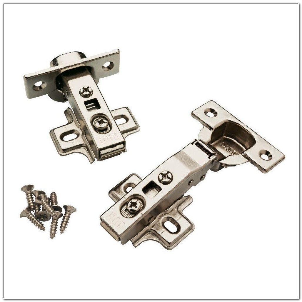 Full Overlay Soft Close Cabinet Hinges