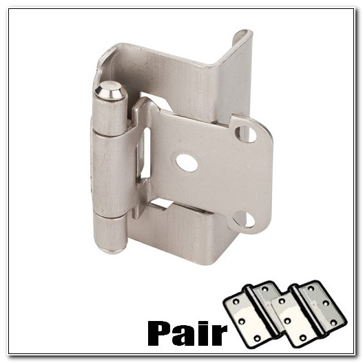 Full Wrap Overlay Cabinet Hinges