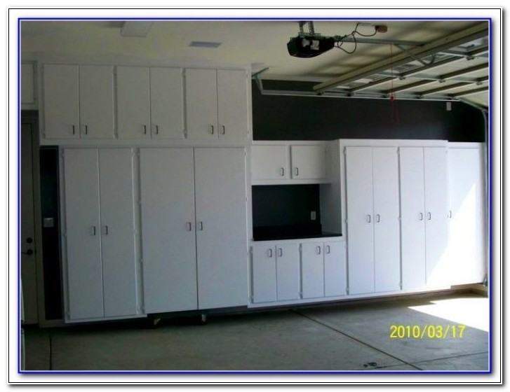 Garage Cabinets By George Las Vegas