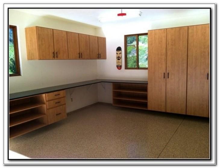 Garage Storage Installation San Diego