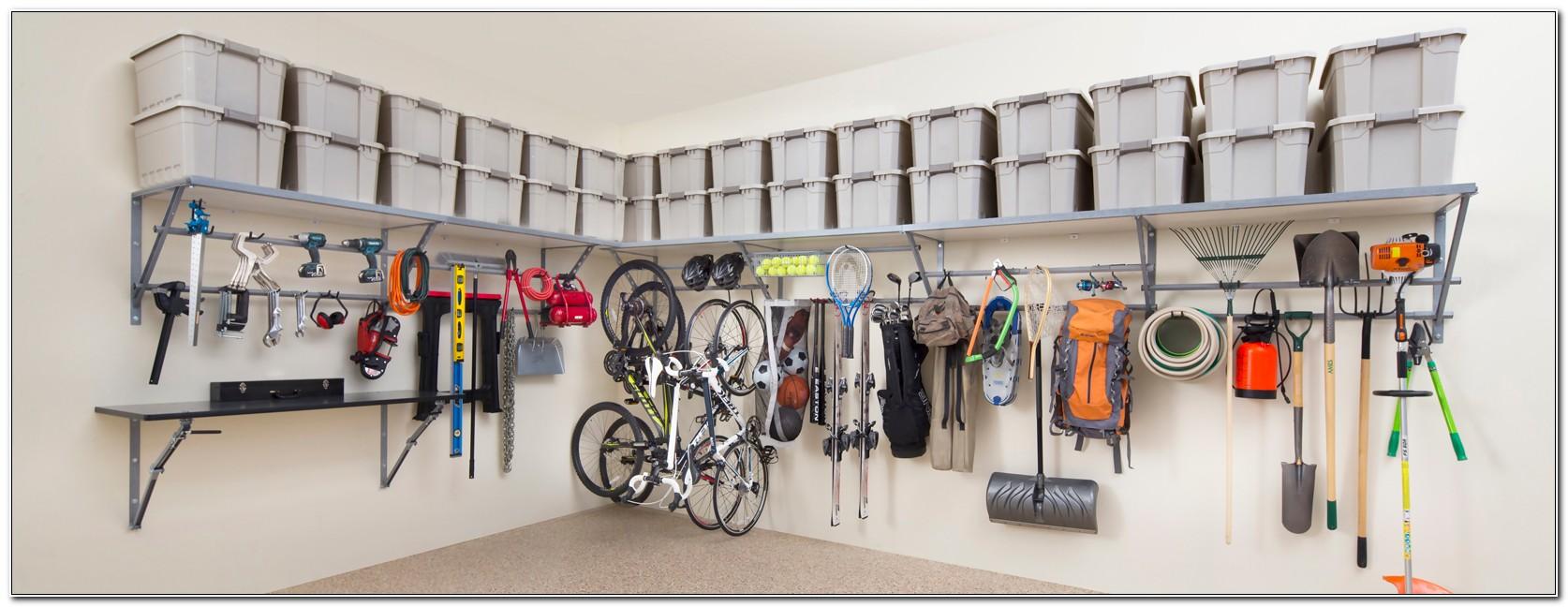 Garage Storage Solutions San Diego