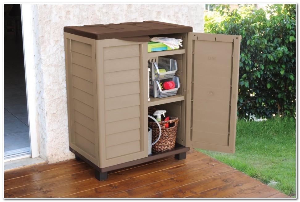 Garden Storage Cabinets Plastic