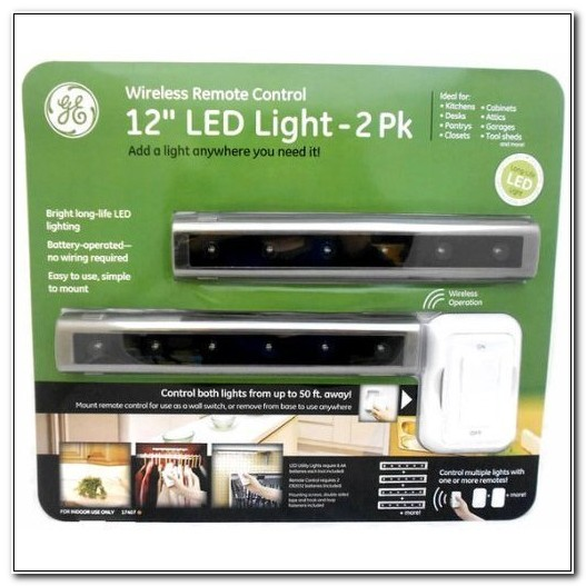 Ge Led Under Cabinet Lighting Wireless