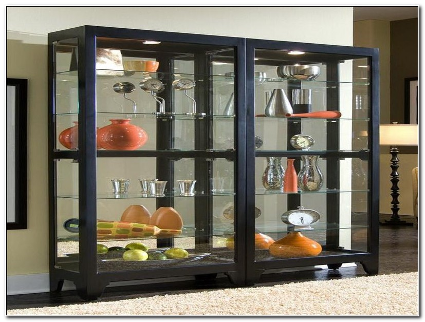 Glass Curio Cabinets Cheap