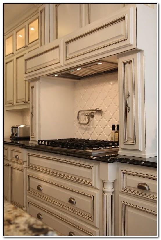 Glaze Paint Kitchen Cabinets