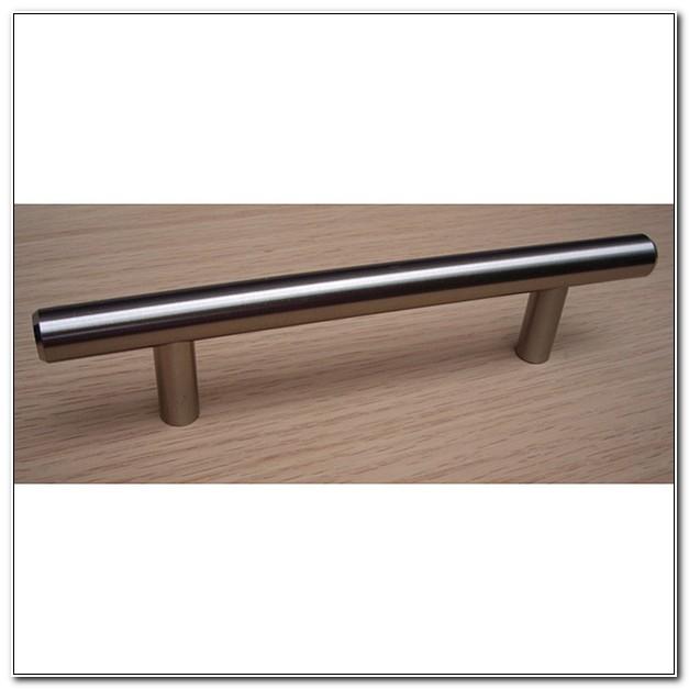 Gliderite Stainless Steel Cabinet Bar Pulls
