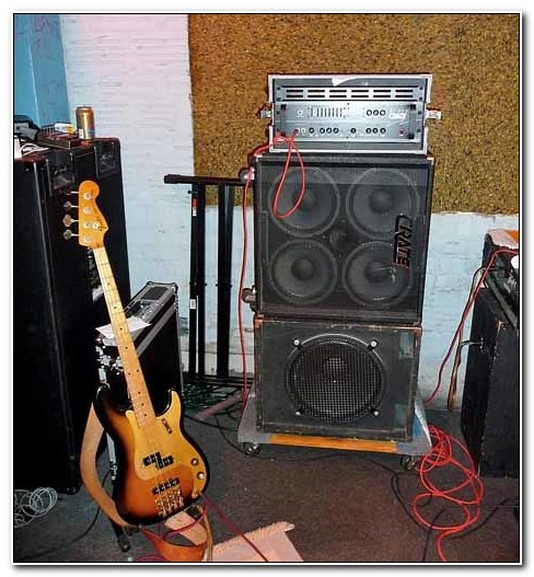 Good 4x10 Bass Cab
