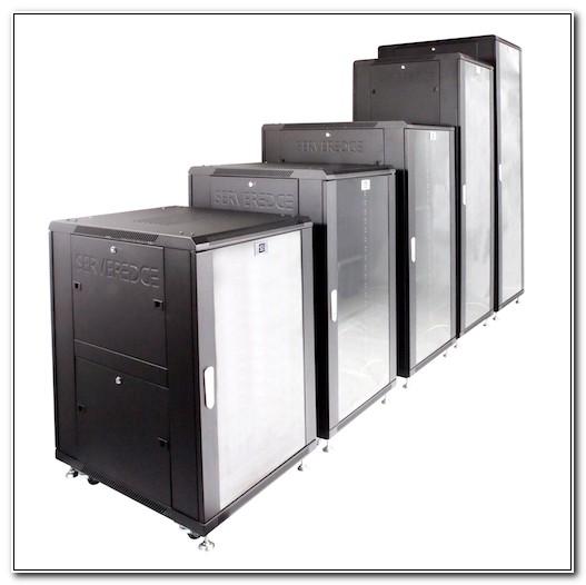 Half Height Server Cabinet