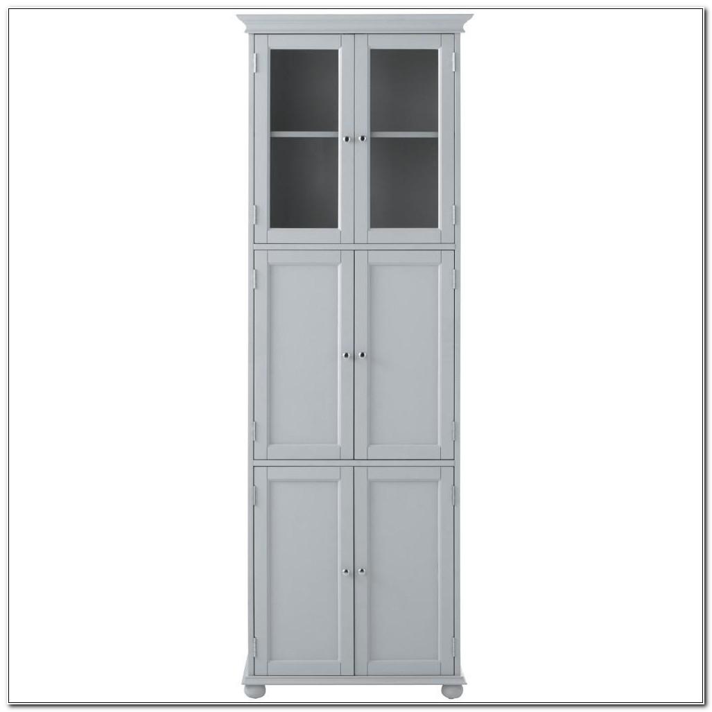 Hampton Bay 15 Linen Cabinet