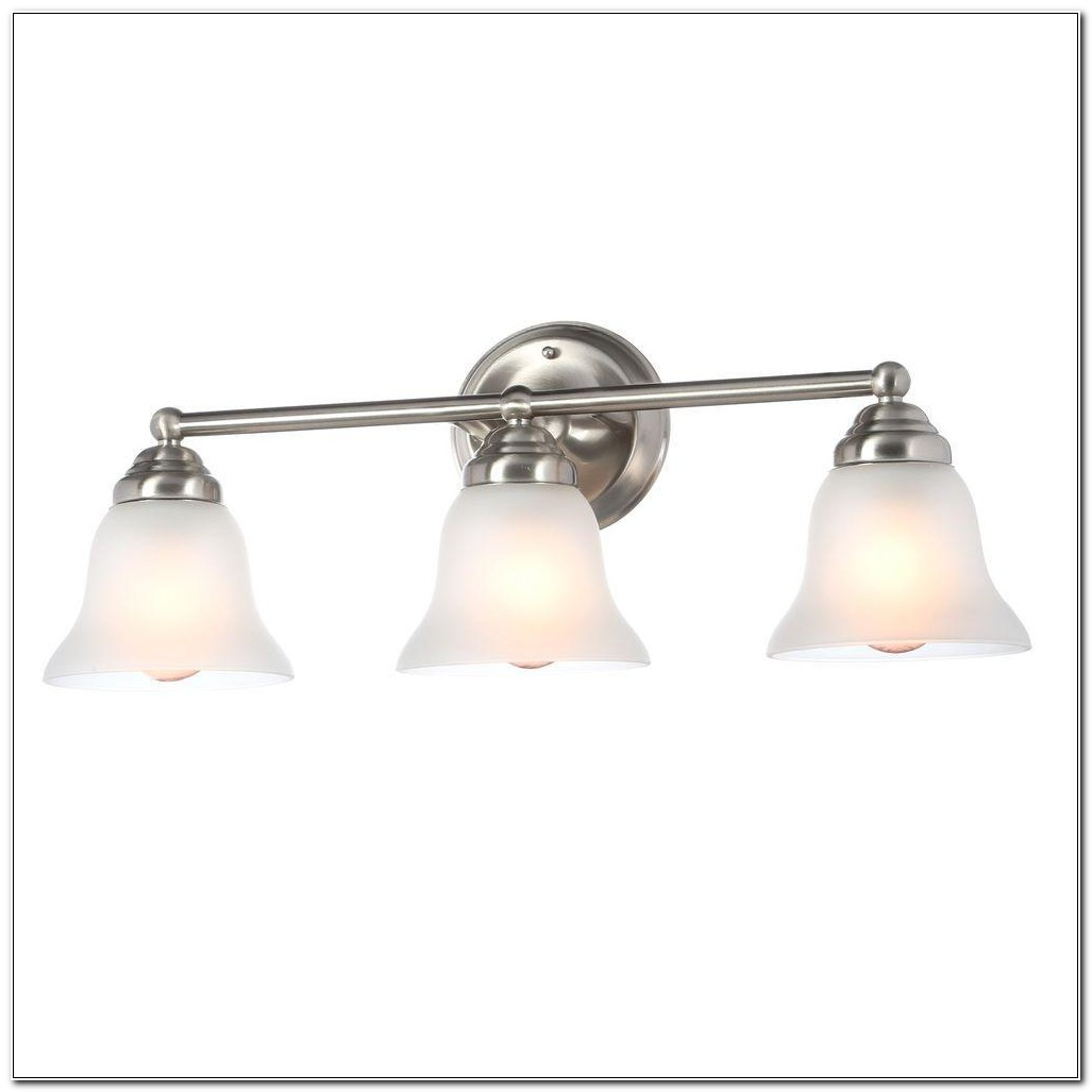 Hampton Bay Bathroom Vanity Lights