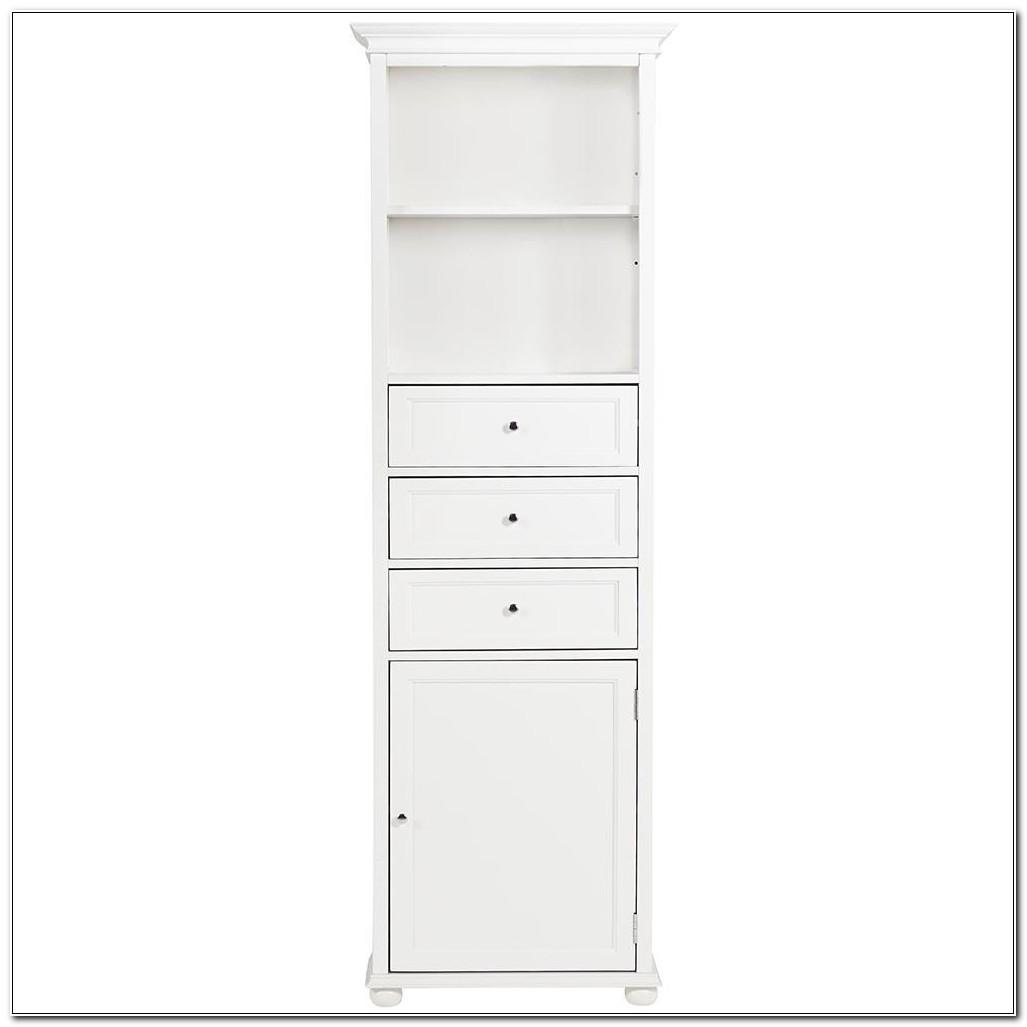 Hampton Bay Linen Cabinet