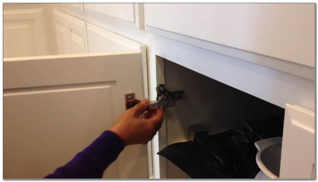 Hanging Cabinet Doors Hidden Hinges