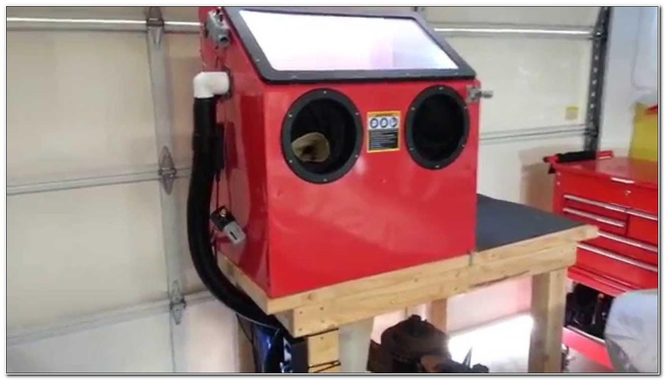 Harbor Freight Blast Cabinet Dust Collector