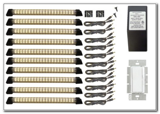 Hardwire Under Cabinet Lighting Kits