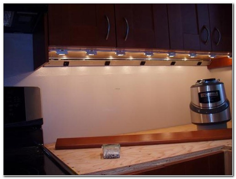 Hardwire Under Cabinet Lighting Options