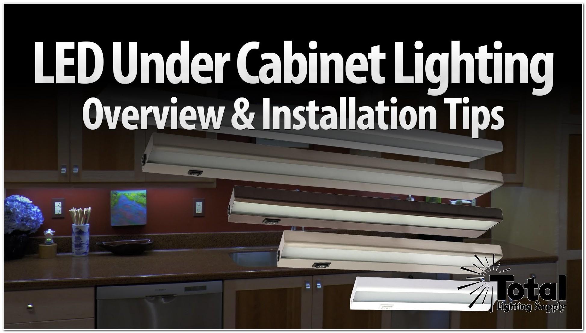 Hardwired Led Under Cabinet Lighting Uk