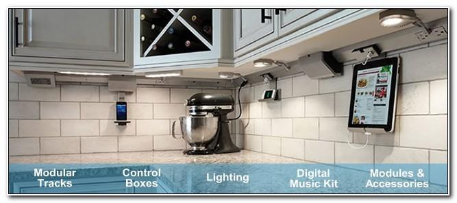 Hardwired Under Cabinet Lighting