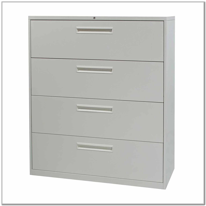 Haworth Lateral File Cabinet Rails