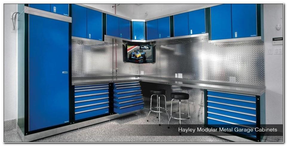 Hayley Heavy Duty Metal Cabinets