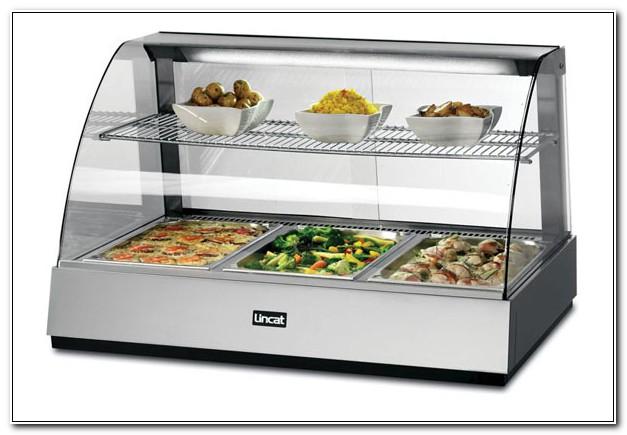 Heated Food Display Cabinets