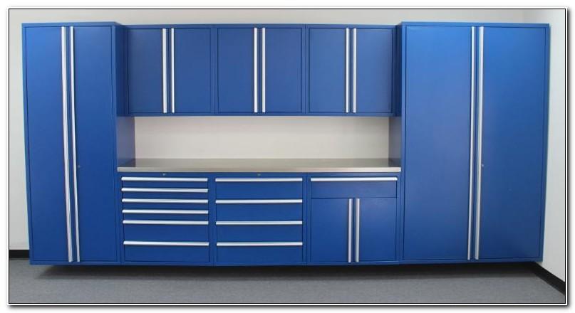 Heavy Duty Steel Garage Cabinets
