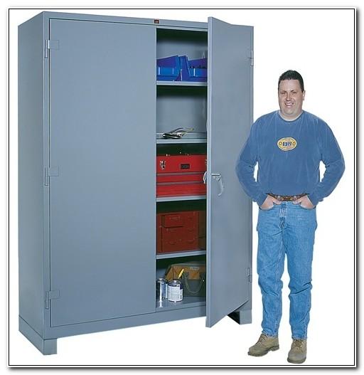 Heavy Duty Storage Cabinet Metal