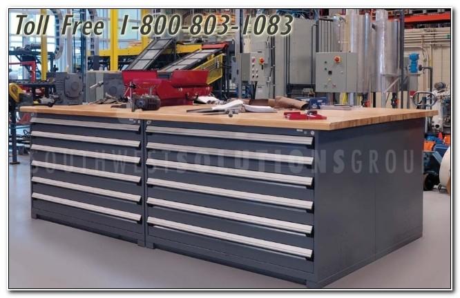 Heavy Duty Tool Storage Cabinets