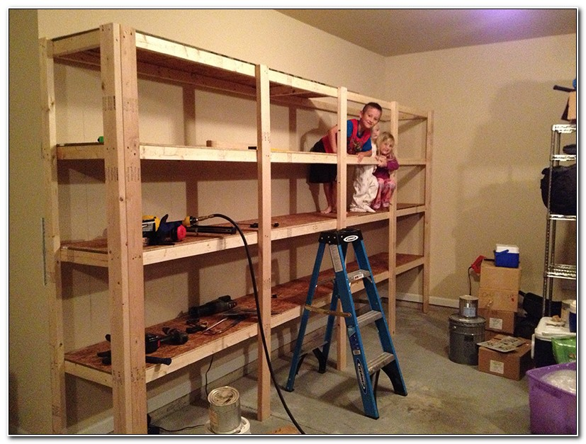 Heavy Duty Wood Garage Cabinets