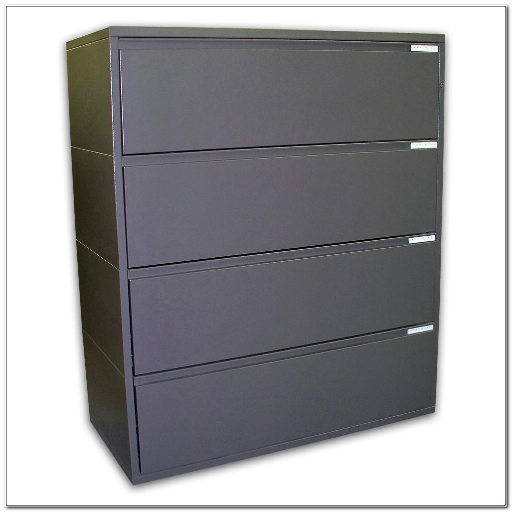 Herman Miller File Cabinet Bars