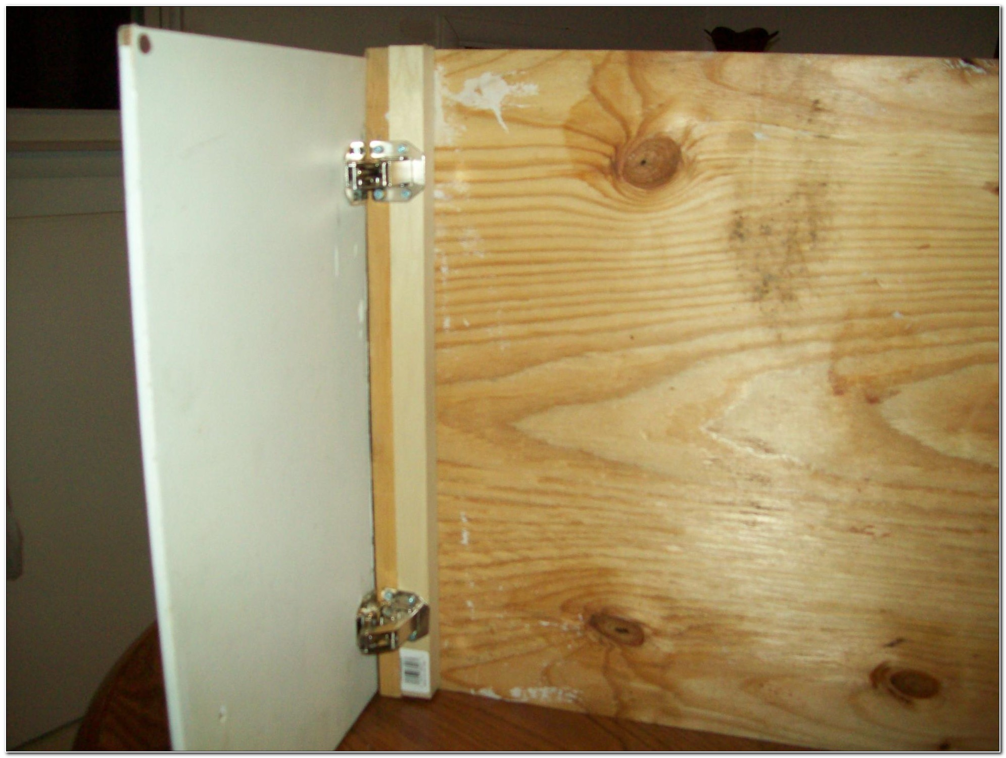 Hidden Hinges For Cabinet Doors