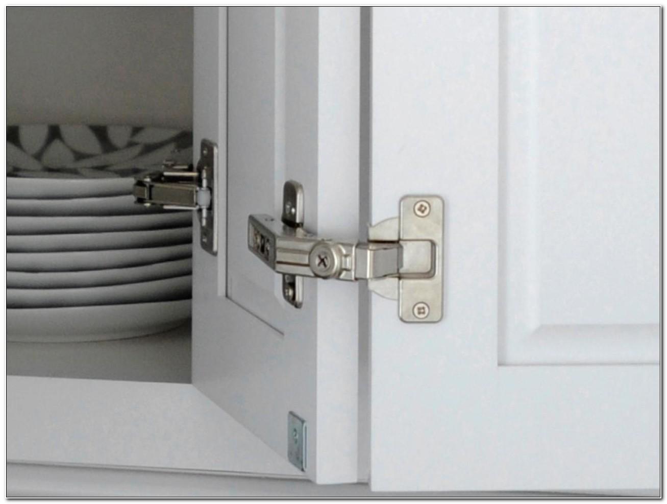 Hidden Hinges Kitchen Cabinet Doors